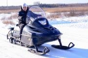 Министр спорта Свердловской области проверил трассу главного старта «Лыжни России-2016»