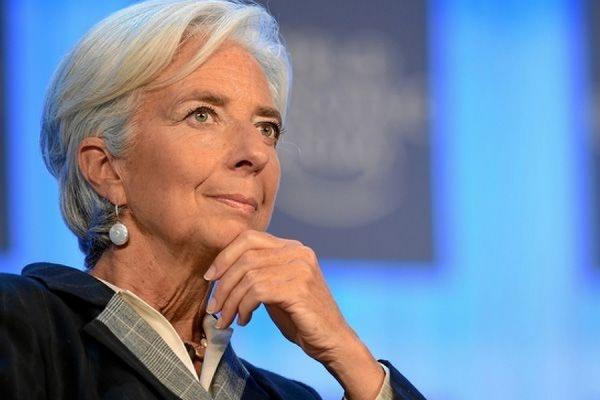 Глава МВФ назвала конструктивным телефонный разговор с Порошенко