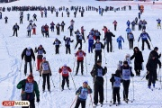 «Екатеринбург-ЭКСПО» практически готов к проведению главного старта «Лыжни России-2016»