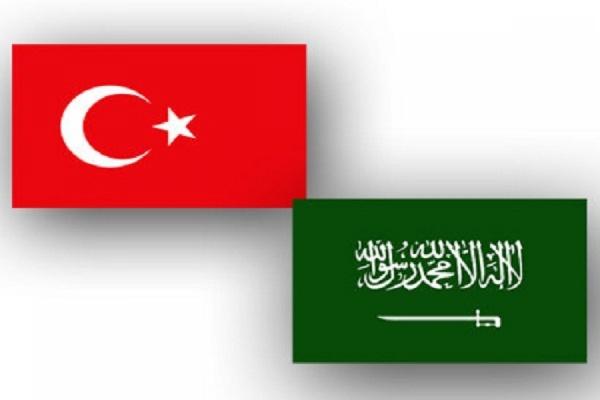 Начались совместные учения ВВС Турции и Саудовской Аравии
