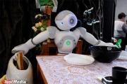 В Нижнем Тагиле пройдет шоу роботов, созданных из местного металла