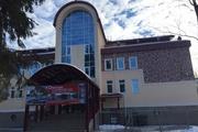 Для детской железной дороги построили новый вокзал