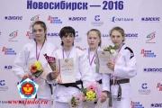 Свердловчанка Дарья Кашина завоевала «бронзу» на первенстве России по дзюдо
