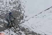 В Екатеринбурге почти весна: днем — плюс 4 и снег с дождем