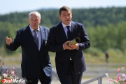 Куйвашев уступил место в медиарейтинге Дубровскому, хотя потратил на пиар в 2,5 раза больше