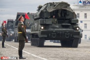 На парад Победы в Екатеринбурге гусеничная техника выйдет в резиновых «башмаках»