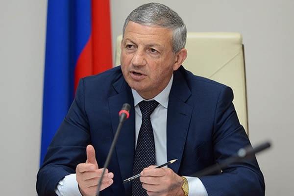 Путин назначил временно исполняющего обязанности главы Северной Осетии