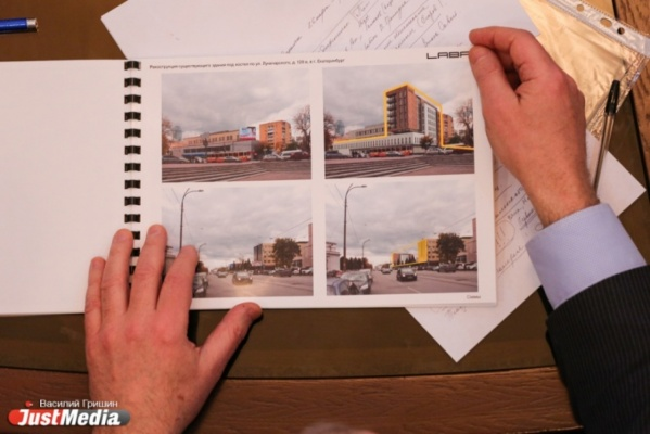 «Чтоб я сдох, если это хостел». Градсовет не согласовал проект реконструкции здания на площади Российской Армии