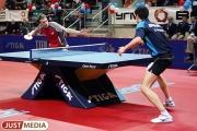 Оргкомитет екатеринбургского чемпионата Европы по настольному теннису награжден за высокий уровень турнира