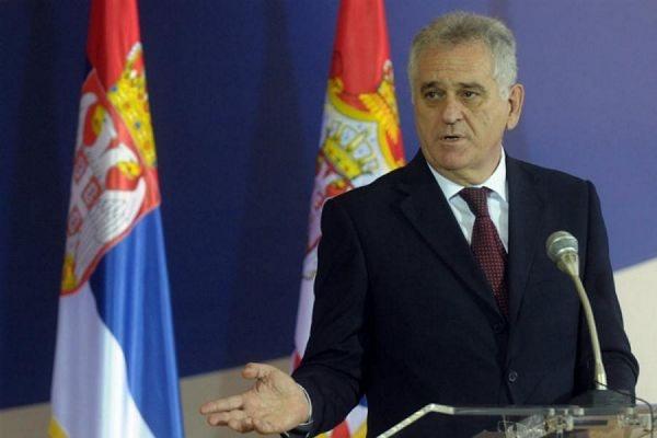 Владимир Путин проведет встречу с президентом Сербии завтра