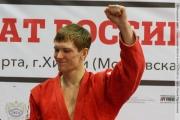 Свердловские самбисты успешно выступили на чемпионате России
