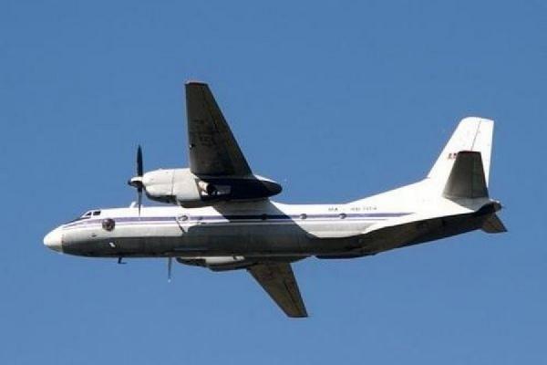 У берегов Бангладеш потерпел крушение грузовой самолет Ан-26