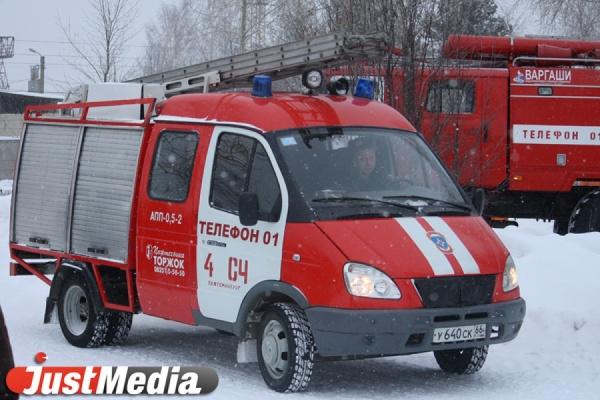 На Советской сгорела только что отремонтированная Mazda