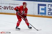 Новый клуб Никиты Трямкина одержал победу в матче регулярного чемпионата НХЛ