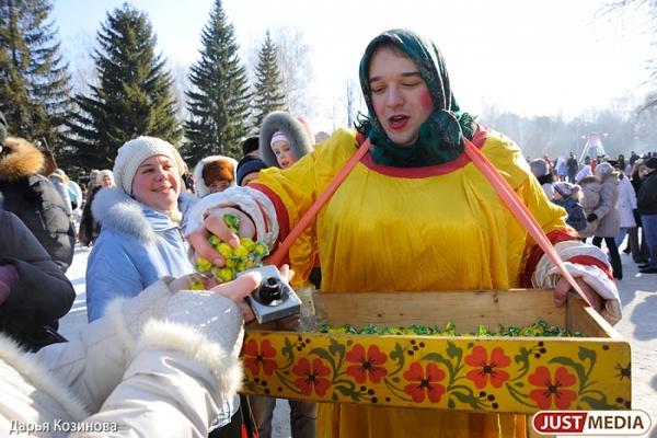 В Екатеринбурге построят деревню из блинов