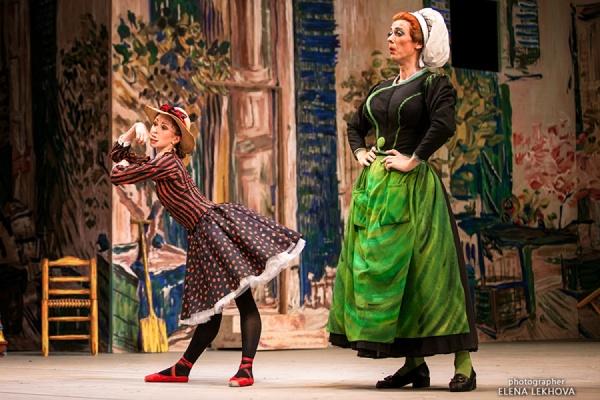 Театр оперы и балета представит в Москве сразу четыре постановки