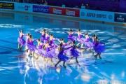 Екатеринбургские фигуристки завоевали бронзу на Кубке мира по синхронному фигурному катанию среди юниоров