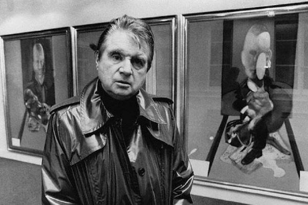 Пять картин Фрэнсиса Бэкона похищено в Мадриде