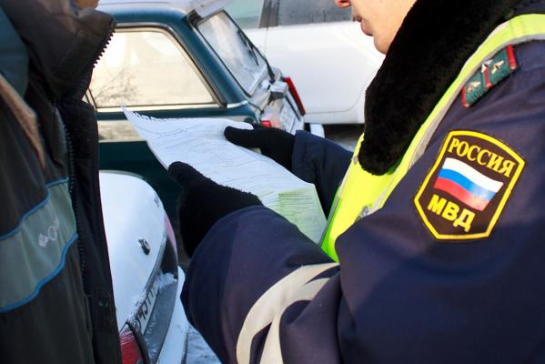 Автовладелец из Верхней Салды получил трое суток ареста за то, что отказался снимать тонировку