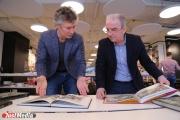 «Эта книга – напутственное слово человечеству». Шахрин и Ройзман собирают средства на издательство книги Виталия Воловича