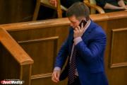 Свердловский депутат ведет прием граждан в сельском кафе