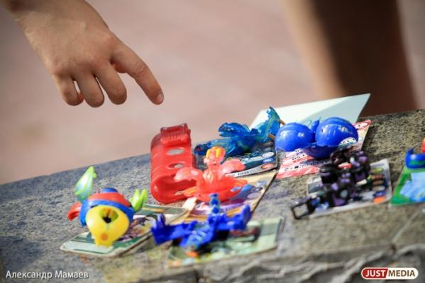 Екатеринбургские школьники откроют собственные магазины игрушек