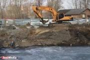 Очистные сооружения на перекрестке Хомякова—Крылова откроют в августе 2016 года
