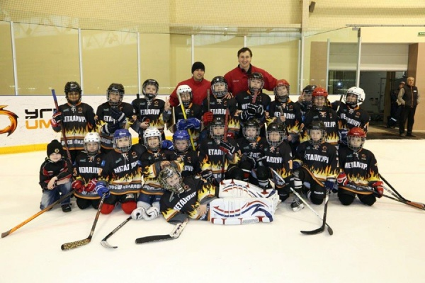 Сильнейшие детские хоккейные команды страны соберутся в Верхней Пышме
