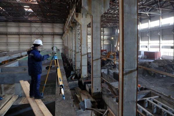 Строительство второй очереди ЦЭМ «Уралэлектромеди» вышло на новый этап