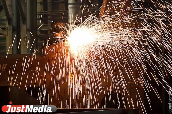 В Сухом Логу на рабочего завода вылился расплавленный металл