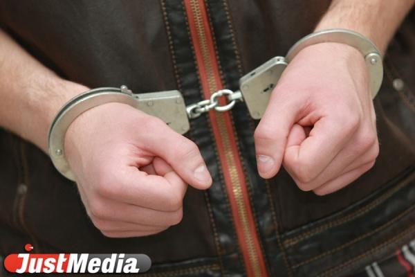 Полицейские Заречного задержали похитителя оружия