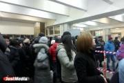 Антитеррористические меры снова спровоцировали заторы в Екатеринбургском метро. ФОТО