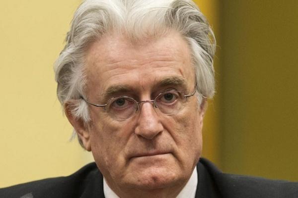 Трибунал ООН осудил Караджича на40 лет