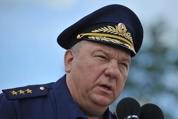 Генерал Шаманов может уйти с поста командующего ВДВ