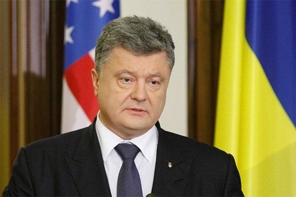 Президент Украины Петр Порошенко объявил  о10 тысячах погибших вДонбассе