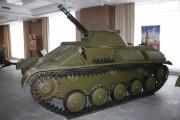 В музее военной техники УГМК появилась двустволка на гусеницах