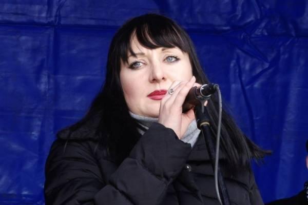 Член ПАРНАСа Наталья Пелевина заявила о планах подать в суд на НТВ