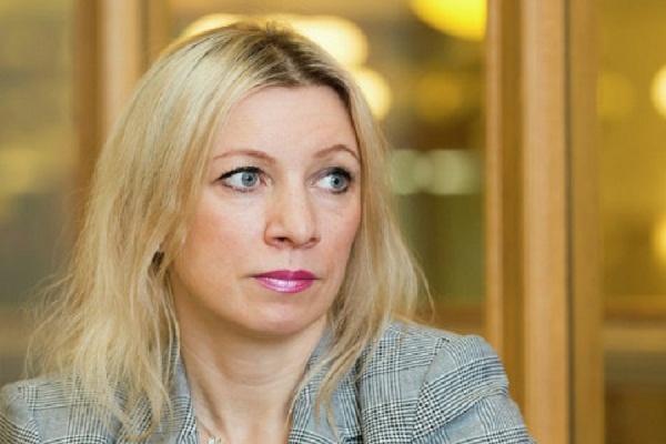 Захарова обвинила Порошенко в «ежедневном беспринципном вранье»