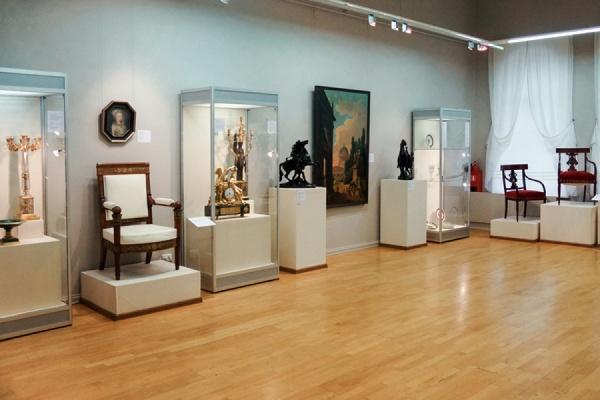 Выставка экспонатов Эрмитажа открылась в Екатеринбурге