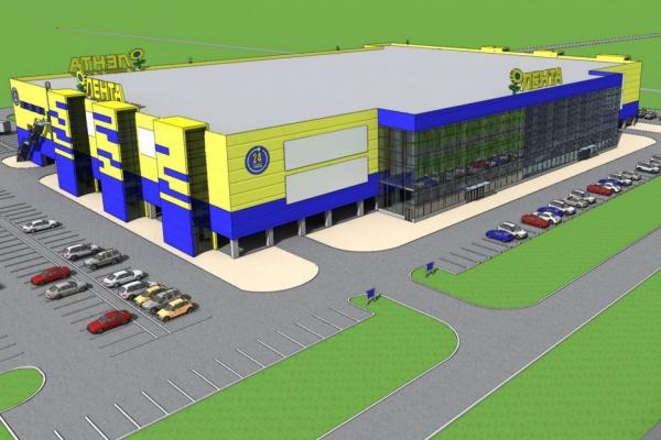 Питерская сеть может открыть в Екатеринбурге третью «Ленту»