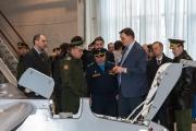 УЗГА презентовал министерству обороны России свои разработки