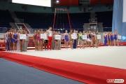 Екатеринбургские гимнастки вернулись с первенства России с серебряными медалями