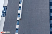 Коньков прокомментировал разрушение ЖК «Дипломат»: «Строители ежегодно заделывают трещины на стенах «Тихвина»