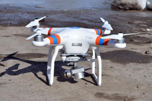 В Ирбит доставили беспилотник для наблюдения за паводком