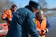 Из затопленных районов Ирбита эвакуируют людей