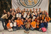 Эстрадный балет «Апельсин» стал победителем международного проекта «Урал собирает друзей»