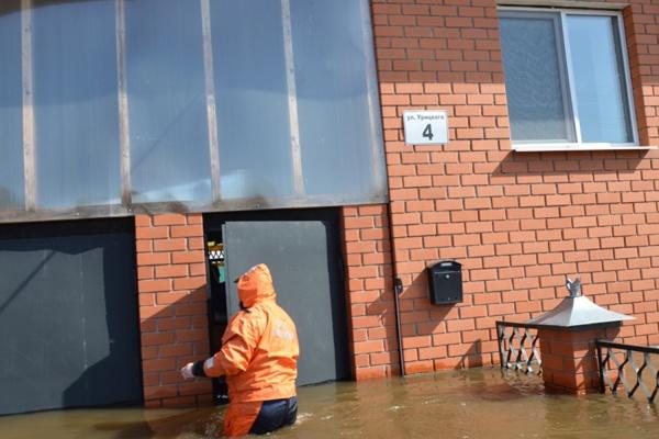 В Ирбите затоплены уже 53 дома