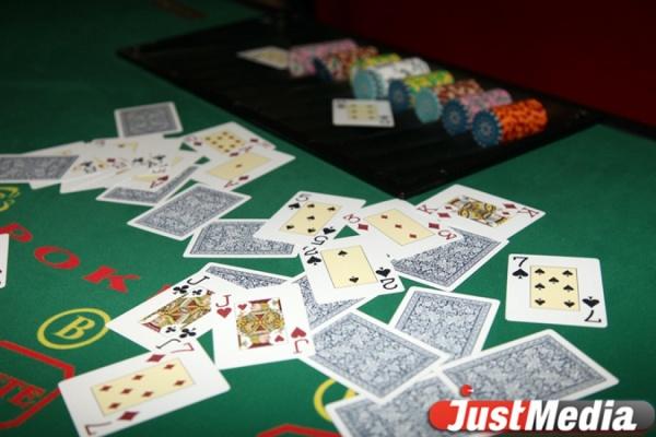 На Билимбаевской полицейские ликвидировали подпольное казино