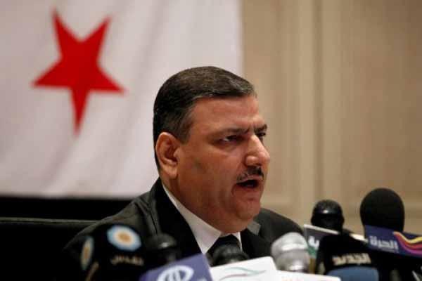 Глава ВКП оппозиции Сирии Рияд Хиджаб заявил, что покидает Женеву