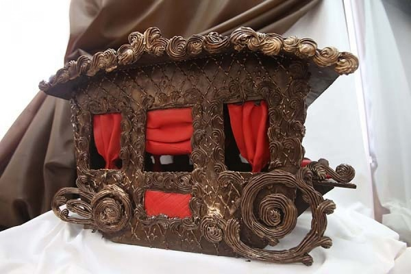 Эйфелева башня, яйца Фаберже и рояль из шоколада. В Екатеринбурге впервые откроется шоколадная выставка